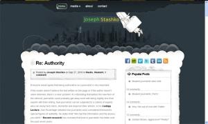 Joseph Stashko's Site