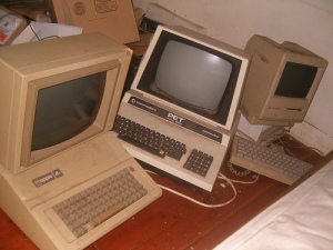 Old Pc's